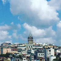 Photo taken at Duo Galata Hotel by Tugba🇹🇷 on 8/19/2017