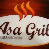 4/19/2014에 Leila F.님이 Asa Grill Pizzaria에서 찍은 사진