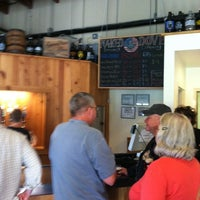 Photo taken at Naked Dove Brewing Company by Larry S. on 9/28/2013