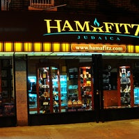 Photo taken at Hamafitz Judaica & Gifts Inc. by Hamafitz Judaica & Gifts Inc. on 2/6/2014