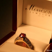 Photo taken at Morrison's Jewelers by Morrison's Jewelers on 1/30/2014