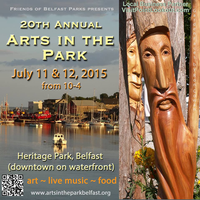 Photo taken at Arts In The Park (July 11 & 12, 2015) by Arts In The Park (July 11 & 12, 2015) on 4/27/2015