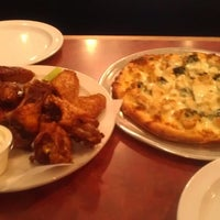 Photo taken at Empire Pizza II Restaurant & Bar by Devin C. on 3/2/2014
