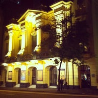 Photo taken at Teatro Renault by Renan B. on 8/30/2013