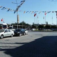 Photo taken at Akhisar Milli Egemenlik Meydanı by Muhammet A. on 3/19/2014