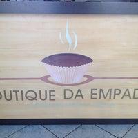 Photo taken at Boutique da Empada by Juarez P. on 2/13/2014