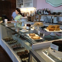 Photo taken at Petunia's Pies & Pastries by Julia H. on 3/3/2013