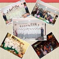 Photo taken at SMA Khadijah Surabaya by Nur Lailatul R. on 3/1/2014