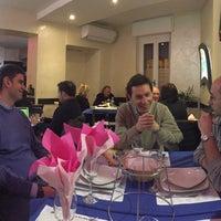 Photo taken at Fish & Drink pescheria Ettore by Malefix N. on 3/16/2016