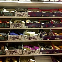 Photo taken at Payless ShoeSource by Sarah M. on 10/14/2012