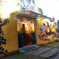 Photo taken at Recanto do Açaí Container by Luísa L. on 11/29/2015