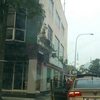 Photo taken at Bank rakyat seksyen 9 by Ahmad Badaruddin M. on 8/29/2013