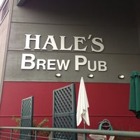 Photo taken at Hale's Ales Brewery & Pub by Keith F. on 6/28/2013