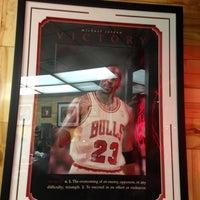 Photo taken at Jordan Sport Barber Shop by Rey R. on 12/6/2013
