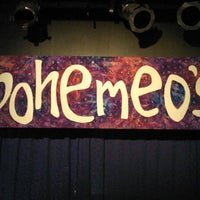 Photo taken at Bohemeo's by Mike S. on 3/10/2013
