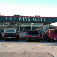 Photo taken at Tel-Wink Grill by Mike S. on 11/6/2012