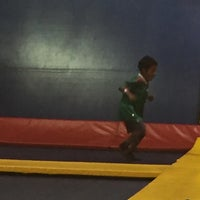 Photo taken at Sky High Sports by Alma L. on 9/18/2016