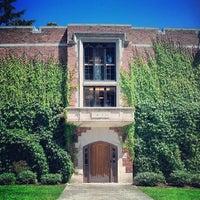 Photo taken at University of Puget Sound by Lari N. on 7/20/2013