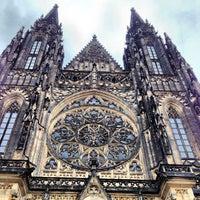 5/20/2013 tarihinde Natan G.ziyaretçi tarafından Aziz Vitus Katedrali'de çekilen fotoğraf