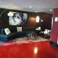 Photo taken at Kimpton Hotel Rouge by Joe J. on 4/11/2013