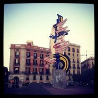 Photo taken at La Cara de Barcelona by Mattin N. on 11/29/2012
