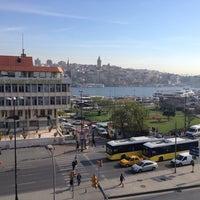 Photo taken at hancı cafe eminönü by Volkan K. on 4/16/2014