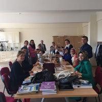 Photo taken at Bilge Kağan İlkokulu ve Ortaokulu by Songül P. on 10/2/2015