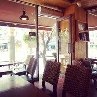 Photo taken at Coffee Mario by Ju won K. on 5/4/2013