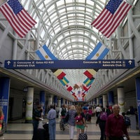 Photo taken at Chicago O'Hare International Airport (ORD) by Adam W. on 7/5/2013