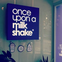 Photo taken at once upon a milkshake by yeong jae P. on 10/19/2013