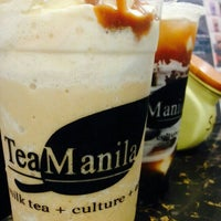 Photo taken at Tea Manila by Jn A. on 11/28/2015