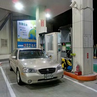 Photo taken at formosa Gas Station 安康 by 光廷 C. on 3/23/2017