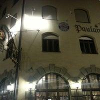Das Foto wurde bei Paulaner Bräuhaus von Jürgen A. T. am 11/10/2012 aufgenommen