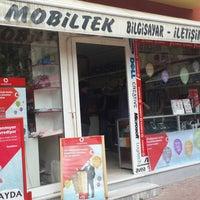 Photo taken at MOBİLTEK BİLGİSAYAR VE İLETİŞİM by Murat K. on 5/22/2014