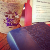 Photo taken at The Coffee Bean & Tea Leaf by Cassandra H. on 2/24/2014