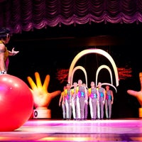 Photo taken at Circo Tihany Spectacular by Leandro J. on 10/12/2013