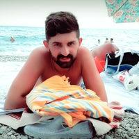 Photo taken at Altınoluk Halk Plajı by Yakup Ç. on 8/17/2017