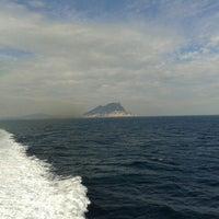 Photo taken at Gibraltar Bay by Stanislav V. on 3/18/2016