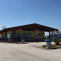 Photo taken at Area di Servizio Le Fonti Est by Stanislav V. on 4/23/2017