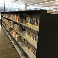 Photo taken at Chatswood Library by Maryam P. on 8/18/2017