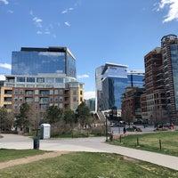 4/23/2018 tarihinde Melissa D.ziyaretçi tarafından Commons Park'de çekilen fotoğraf
