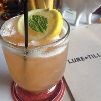 Photo taken at Lure + Till by Melissa D. on 5/22/2014