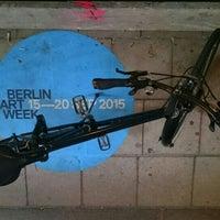 Photo prise au Schinkel Pavillion par Simone M. le9/19/2015