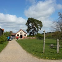 Photo taken at Chiltern Open Air Museum by Benjamin M. on 4/18/2014