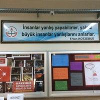 Photo taken at Avcilar Anadolu Imam Hatip Lisesi by Erkan F. on 1/14/2017