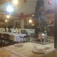 Photo taken at Al-Diyar Restaurant by Sergey O. on 12/21/2012