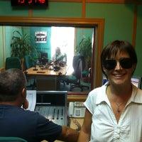 Photo taken at Onda Cero Alicante by Marisa on 10/1/2013