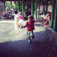 Photo taken at Rudin Family Playground by Mark O. on 5/17/2015