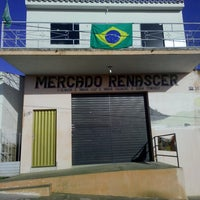 Photo taken at Mercado   Renascer by Alexsandro S. on 6/13/2014