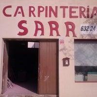 Photo taken at carpintería sarr by Lamine S. on 6/20/2014